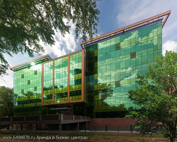 Аренда и продажа офисов в Бизнес Центре Barklay Plaza II м.Парк Победы