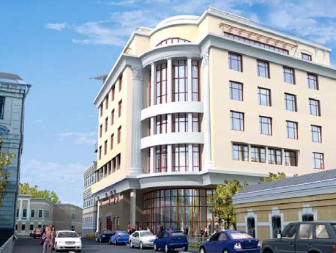 Аренда офисов в Бизнес Центре Покровский Двор м.Курская