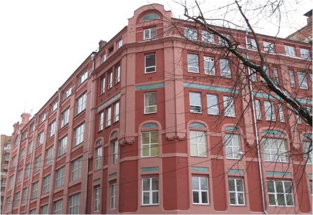 Аренда офисов в Бизнес Центре Новослободский м.Новослободская