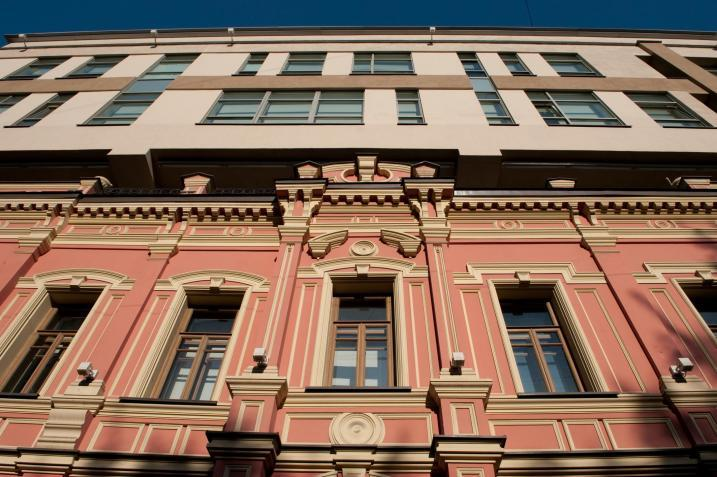 Аренда офисов в БЦ Школа Журналистов м.Маяковская
