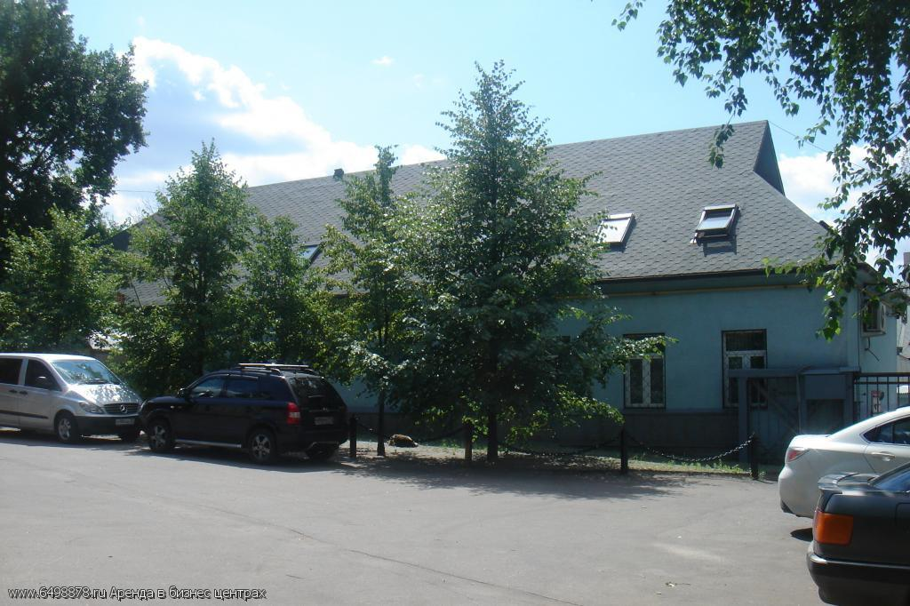 Продажа офисов в особняке на Малой Семеновской