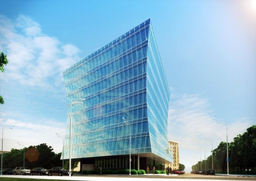 Бизнес Центр на Щепкина