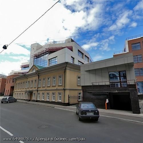 Аренда офисов в Бизнес-центре на Гончарной